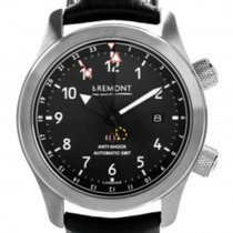 Bremont new Automatic Small seconds 43mm Steel Sapphire crystal