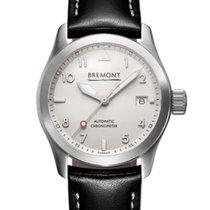 Bremont Steel Automatic White Arabic numerals 37mm new Solo