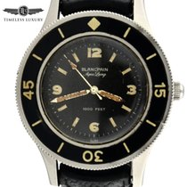 Blancpain Fifty Fathoms Steel 41mm Black Arabic numerals United States of America, Georgia, Atlanta