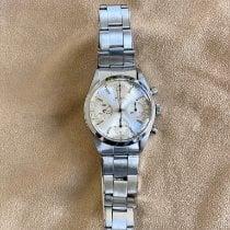 Rolex Chronograph Acero 36mm Gris Sin cifras