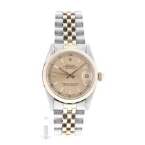 Rolex Lady-Datejust Or/Acier 31mm Or Sans chiffres France, Paris