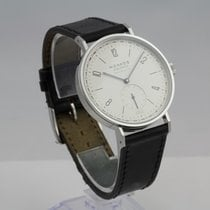 NOMOS Tangente Neomatik Steel 40.5mm White Arabic numerals United States of America, Colorado, Denver