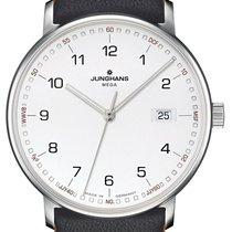 Junghans FORM neu Quarz Uhr mit Original-Box und Original-Papieren 058/4931.00