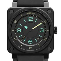 Bell & Ross BR 03 Ceramic 42mm Black Arabic numerals United States of America, New Jersey, Princeton