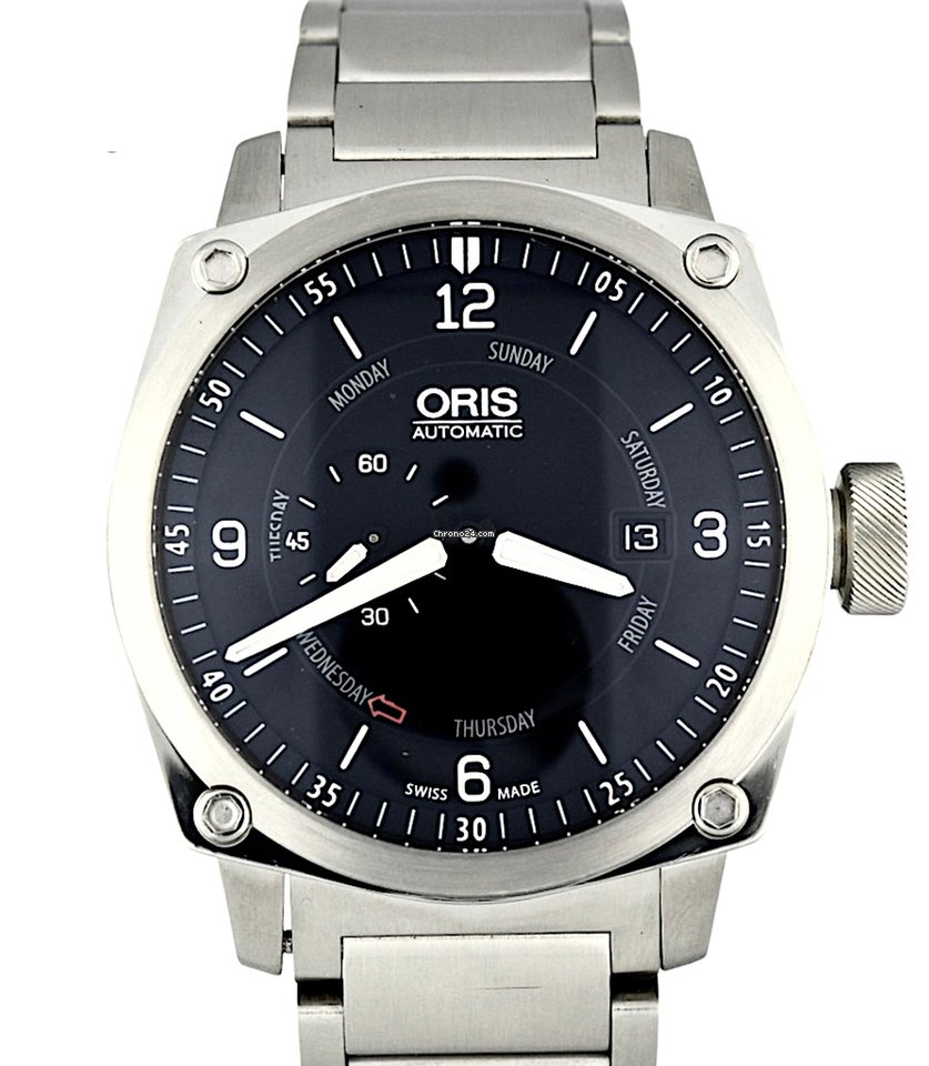 Oris BC4 01 645 7617 4174-07 8 22 58 pre-owned