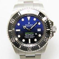 Rolex Sea-Dweller Deepsea 126660 Bon Acier 44mm Remontage automatique
