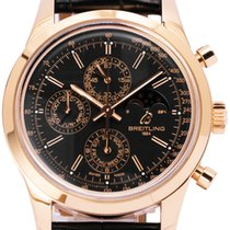 Breitling Transocean Chronograph 1461 Or rose 43mm