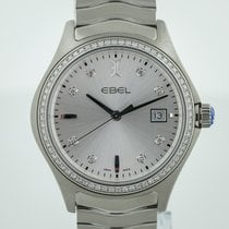 Ebel Wave Steel 41.6mm Silver No numerals United States of America, California, Pleasant Hill