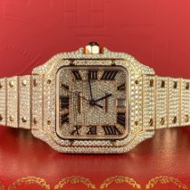 Cartier Santos (submodel) WGSA0007 2020 new