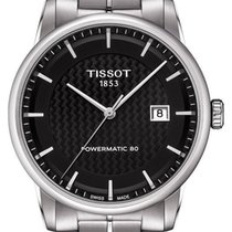 Tissot Luxury Automatic T086.407.11.201.02 New Steel 41mm Automatic