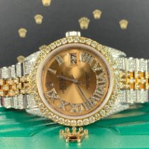 Rolex Datejust 1601 1975 occasion