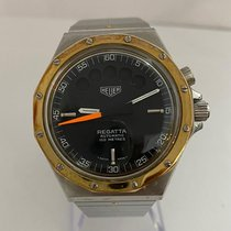Heuer Steel Automatic Heuer Regatta 134.505 new