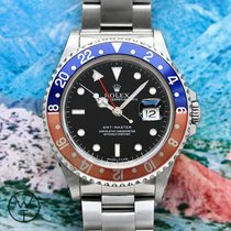 Rolex GMT-Master Steel 40mm Black