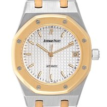 Audemars Piguet Gold/Steel 36mm Automatic 14790SA.OO.0789SA.08 pre-owned