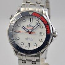 Omega Seamaster Diver 300 M Steel 41mm White No numerals United States of America, Ohio, Mason