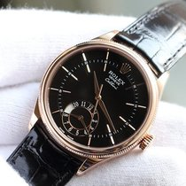 Rolex Cellini Dual Time Rózsaarany