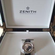 Zenith El Primero Original 1969 38mm Silver