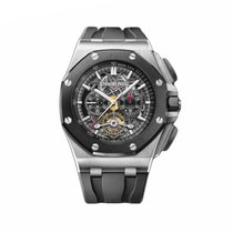 Audemars Piguet Royal Oak Offshore Tourbillon Chronograph 26348IO.OO.A002CA.01 nouveau