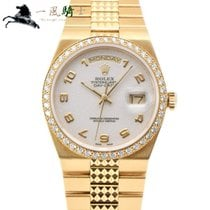 Rolex Day-Date Oysterquartz Yellow gold 36mm