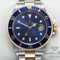 Rolex 16613 Acero y oro 2003 Submariner Date 40mm usados