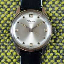 Wyler Zeljezo 30.5mm Rucno navijanje 1974-1122 rabljen