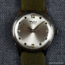 Wyler Steel 30.5mm Manual winding 1974-1122 pre-owned United States of America, Oregon, Portland