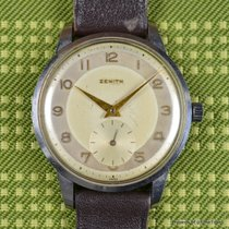 Zenith Sporto Steel 37mm Arabic numerals United States of America, Oregon, Portland