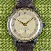 Zenith Sporto Zeljezo 37mm Arapski brojevi