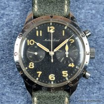 Mathey-Tissot Steel 38mm Manual winding pre-owned