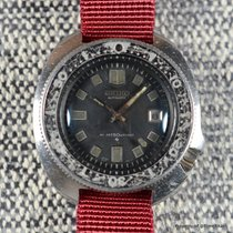 Seiko Steel 44mm Black United States of America, Oregon, Portland