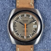 Gigandet Steel 38mm Automatic 11-8-07 pre-owned United States of America, Oregon, Portland
