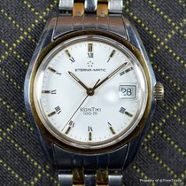 Eterna Gold/Steel 37mm Automatic 633.1569.40 pre-owned United States of America, Oregon, Portland