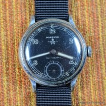 Marvin 40mm Manual winding 326013 pre-owned United States of America, Oregon, Portland
