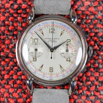 Record Steel 38mm Manual winding 738328 pre-owned United States of America, Oregon, Portland