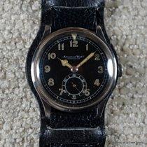 IWC Pilot Mark Steel 37mm Black Arabic numerals United States of America, Oregon, Portland