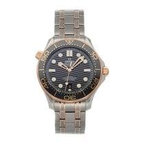 Omega Seamaster Diver 300 M Steel 42mm Black No numerals United States of America, Pennsylvania, Bala Cynwyd