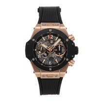 Hublot Rose gold 42mm Automatic 441.OM.1180.RX pre-owned United States of America, Pennsylvania, Bala Cynwyd