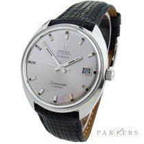 Omega Seamaster Steel 35mm Silver