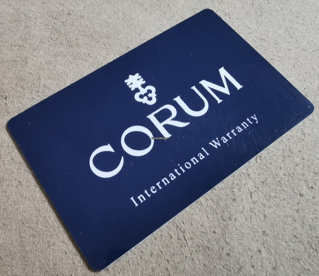 Corum pre-owned