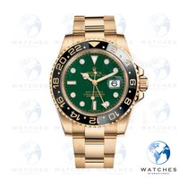 Rolex 116718LN Yellow gold GMT-Master II 40mm pre-owned United States of America, Florida