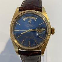 Rolex Day-Date 36 Gelbgold 36mm Gold Keine Ziffern
