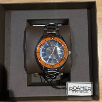 Roamer Searock Acero 41mm