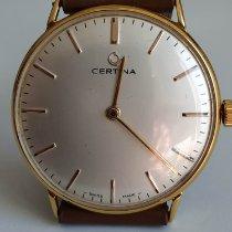 Certina Bronze 33.7mm Remontage manuel 5204 060 occasion