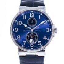 Ulysse Nardin Marine Chronometer 41mm Steel 41mm Blue United States of America, Georgia, Atlanta