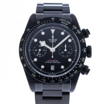 Tudor Black Bay Steel Steel 41mm Black United States of America, Georgia, Atlanta