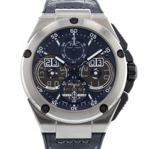 IWC Ingenieur Perpetual Calendar Digital Date-Month Titanium 46mm Black United States of America, Georgia, Atlanta