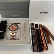 Oris Divers Sixty Five Steel 40mm United States of America, Pennsylvania, Philadelphia