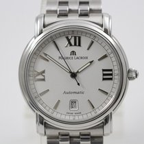 Maurice Lacroix Steel 38mm Automatic 31A1272 pre-owned