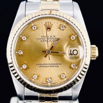 Rolex 68273 Or/Acier 1991 Lady-Datejust 31mm occasion