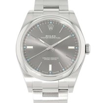 Rolex Oyster Perpetual 39 114300 2016 pre-owned